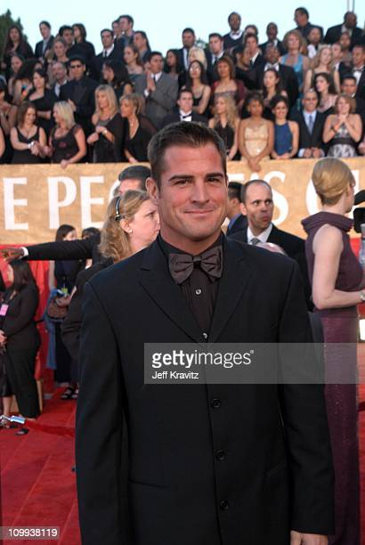 George Eads during The 29th Annual People's Choice Awards at Pasadena Civic Auditorium in Pasadena CA United States