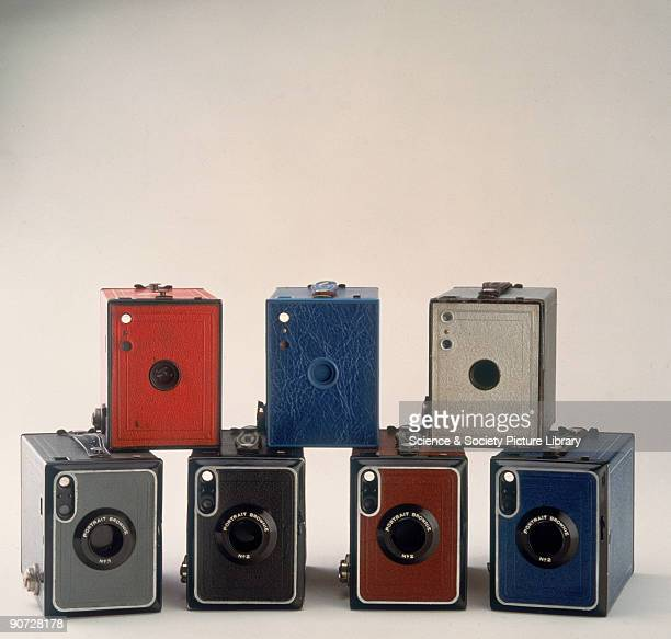 George Eastman marketed the original Brownie to be an inexpensive camera for the mass market The camera which was designed by Frank Brownell was...