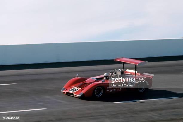 George Eaton, McLaren-Chevrolet M12, Can-Am Texas round, Texas World Speedway, College Station, Texas, 11 September 1969.