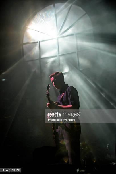 George Ezra performs at Mediolanum Forum on May 17 2019 in Milan Italy
