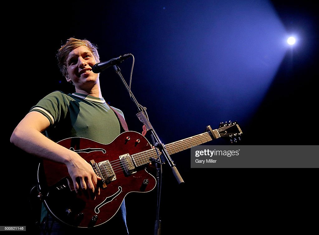 Leon Bridges And George Ezra Perform At ACL Live