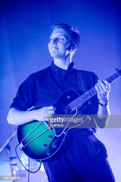 George Ezra performs live at Fabrique in Milano Italy on October 26 2018