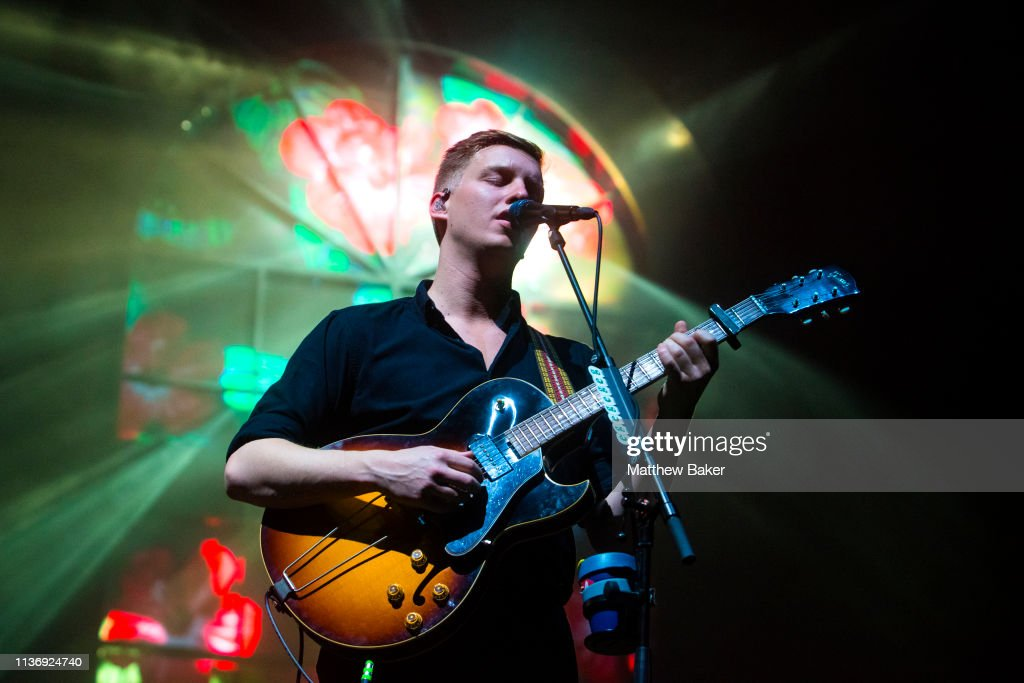 GBR: George Ezra Performs At The O2 Arena
