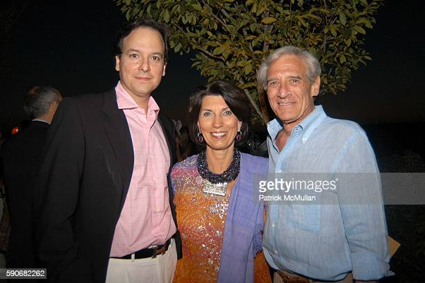 George Farias Pamela Fiori and Oat Givner attend An Evening at the Playboy Mansion for Dinner and Dancing Hosted by Marcia and Richard Mishaan at...