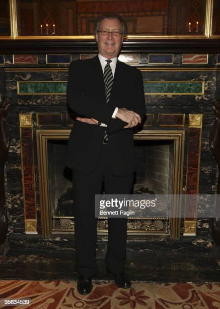 George Fertitta, CEO of NYC & Company attends the 8th Annual June Briggs Awards at the Russian Tea Room on January 7, 2010 in New York City.
