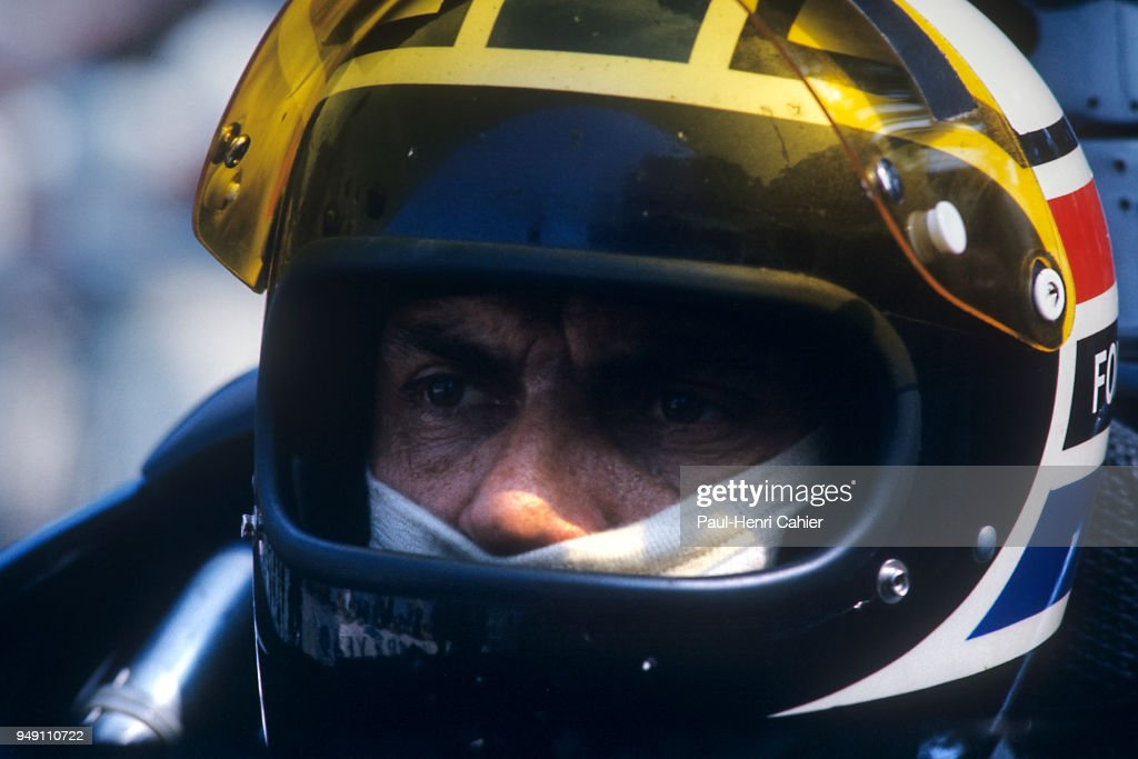 George Follmer, Grand Prix Of Monaco : News Photo