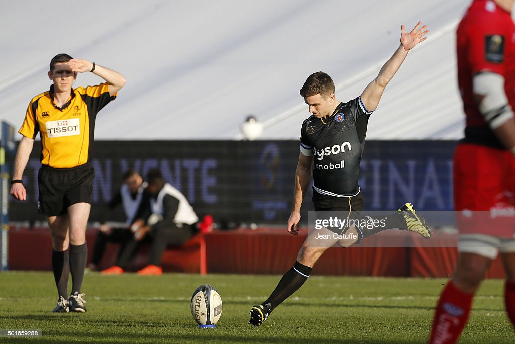 RC Toulon v Bath Rugby - European Rugby Champions Cup : News Photo