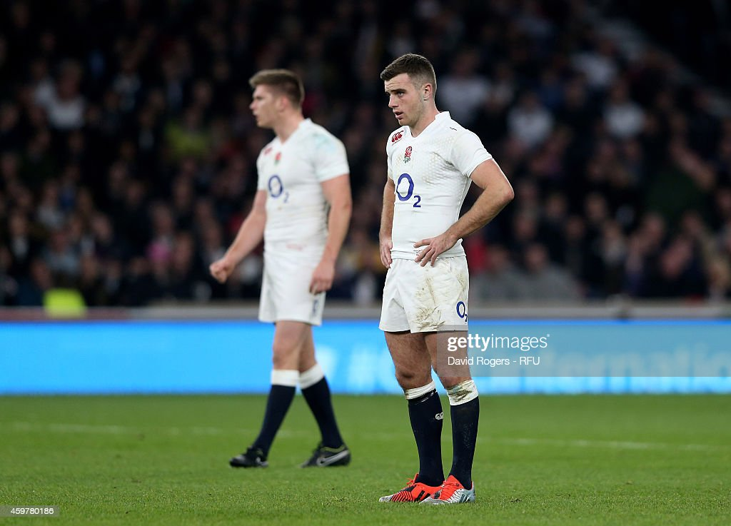 England v Australia - QBE International : ニュース写真