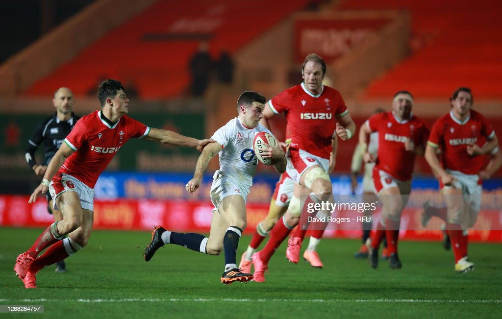 Wales v England - Autumn Nations Cup 2020 : ニュース写真