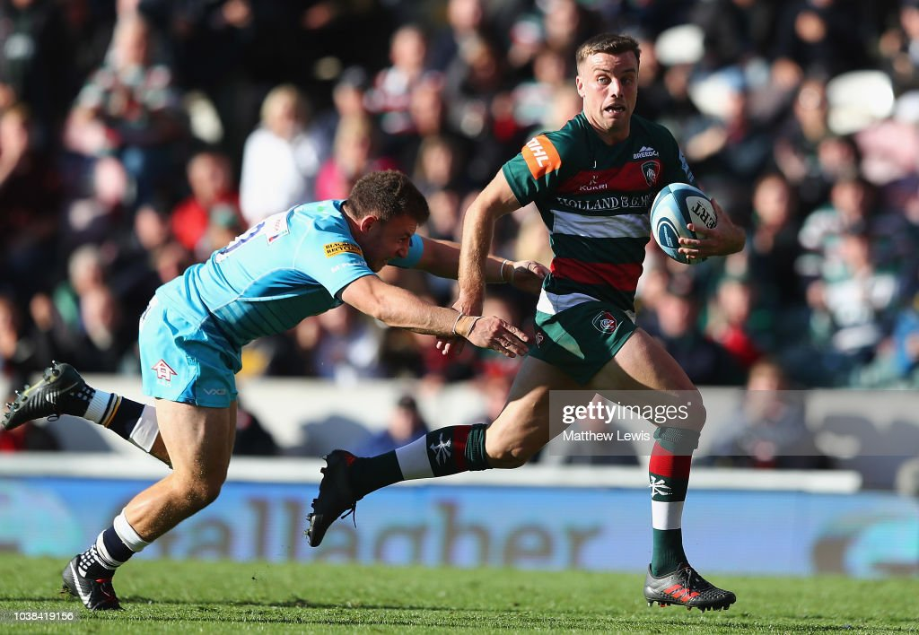Leicester Tigers v Worcester Warriors - Gallagher Premiership Rugby : News Photo