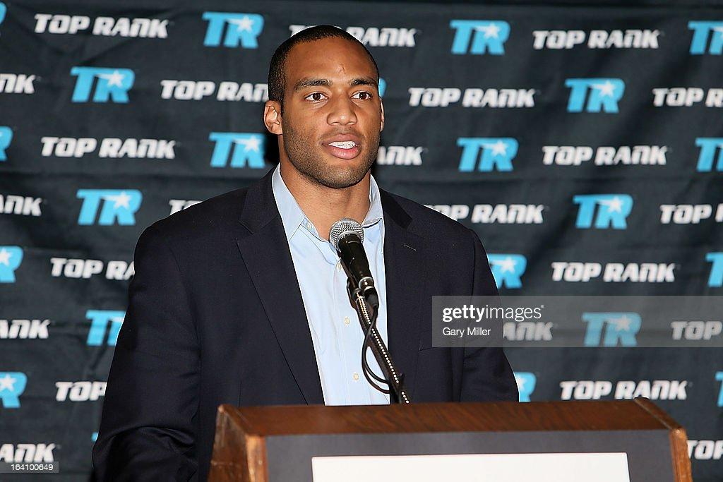 George Foreman Media Conference - Austin, TX : News Photo