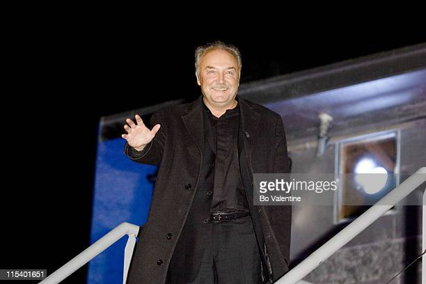 George Galloway during Celebrity Big Brother 4 Fourth and Fifth Evictions at Elstree Studios in Borehamwood Great Britain