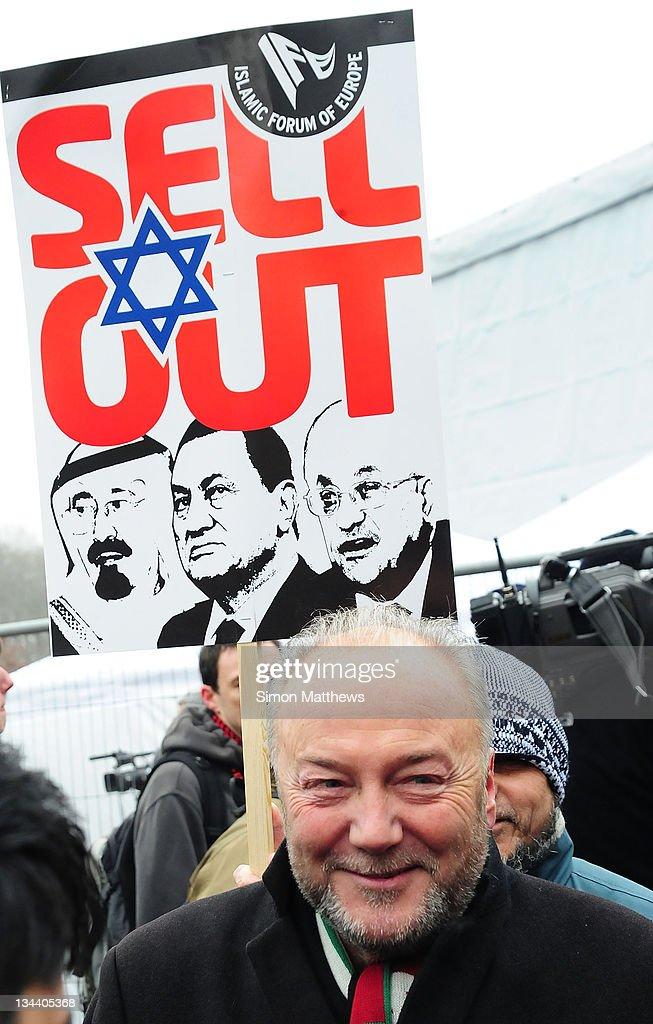 Gaza Massacre Protest March