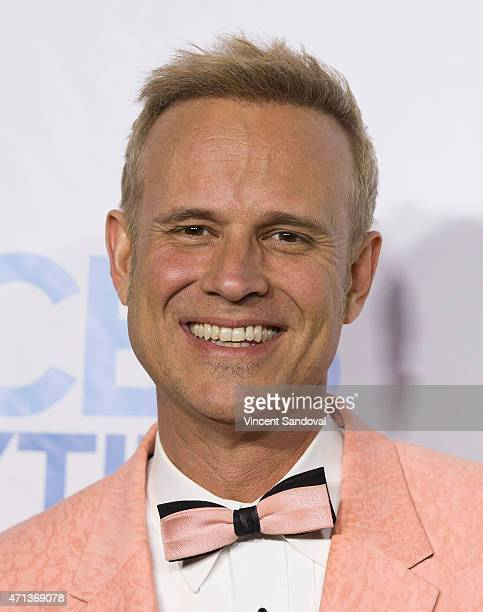 George Gray attends the CBS Daytime Emmy after party at Hollywood Athletic Club on April 26 2015 in Hollywood California