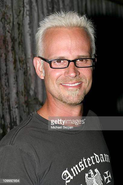 George Gray during Corey Feldman's 35th Birthday Bash at House of Blues in Hollywood CA United States