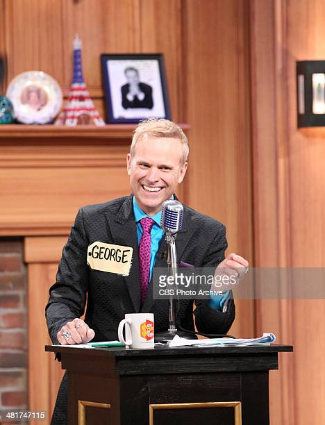 George Gray fills in for Geoff Peterson on a special April Fools'™ Day episode of THE LATE LATE SHOW hosted by Drew Carey airing late night Monday...