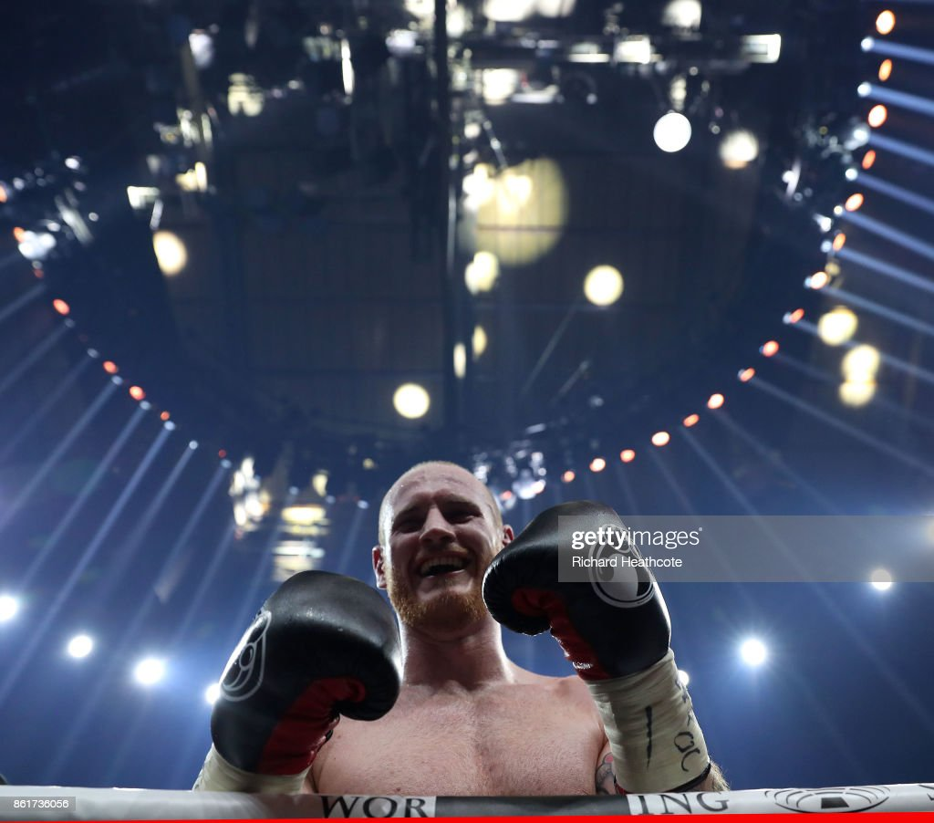 George Groves v Jamie Cox: Super Middleweight Quarter-Final - World Boxing Super Series