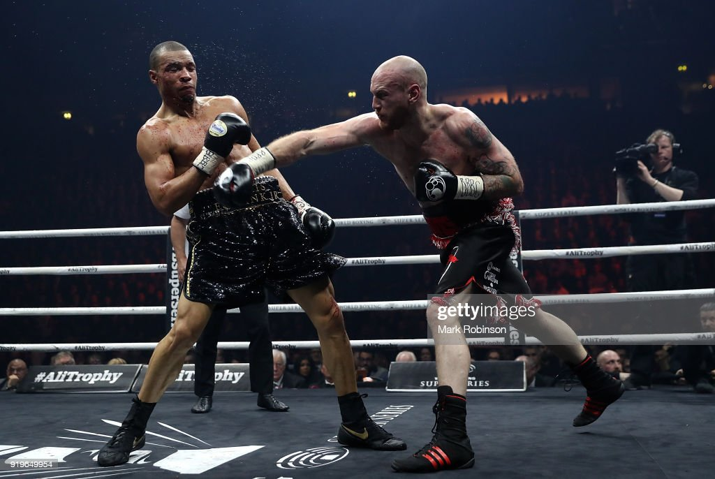 George Groves v Chris Eubank JR: Super Middleweight Semi-Final - World Boxing Super Series