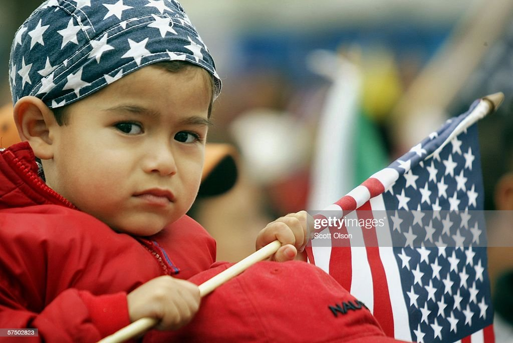Immigrants Rally And Hold Boycotts Nationwide : News Photo