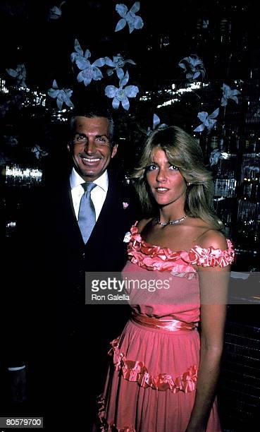 George Hamilton and Girlfriend Liz Treadwell
