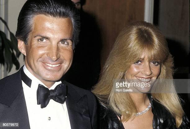 George Hamilton and Liz Treadwell