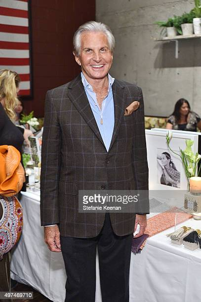 0254676597 George Hamilton attends Louise Roe And George Hamilton Celebrate India  Hicks With Exclusive Shopping Event at