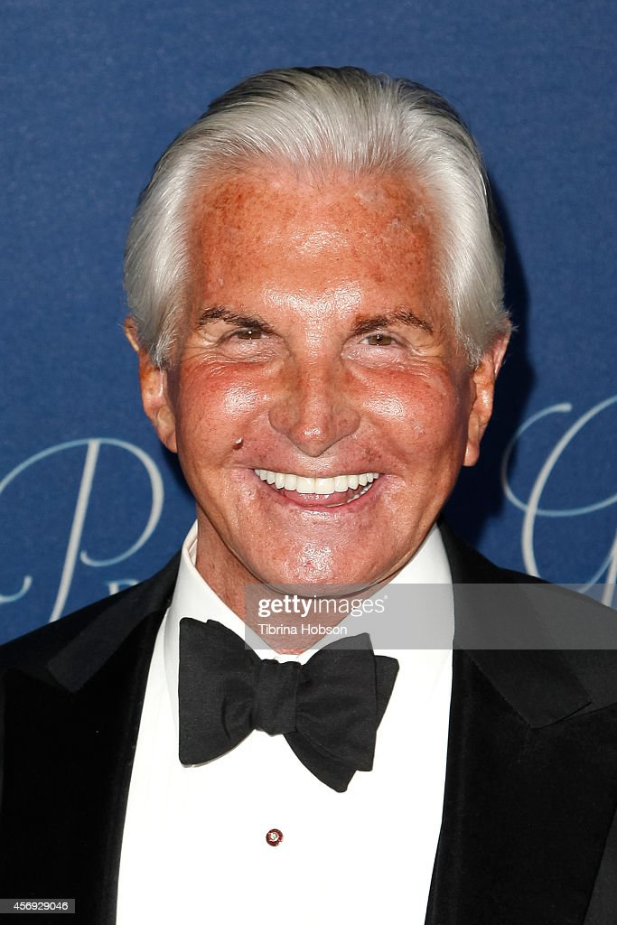 George Hamilton attends the 2014 Princess Grace awards gala at the Beverly Wilshire Four Seasons Hotel on October 8, 2014 in Beverly Hills, California.