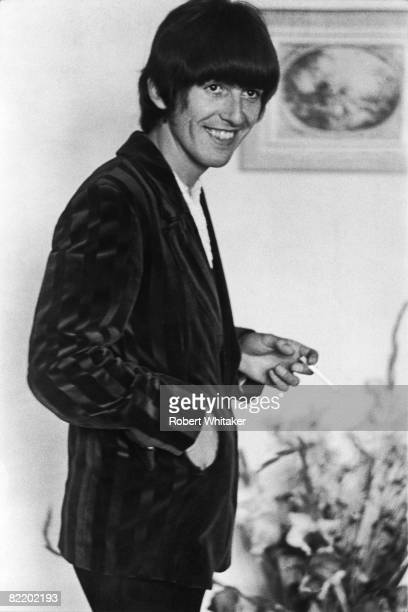 George Harrison during the Beatles' final world tour JuneJuly 1966