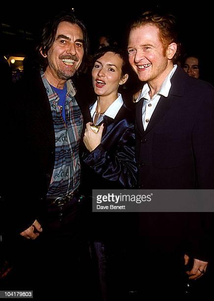 George Harrison Georgie Hill And Mick Hucknall My Championship Year Video Launch Malecelebdi