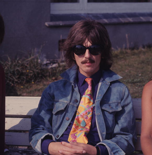 George Harrison On The Magical Mystery Tour
