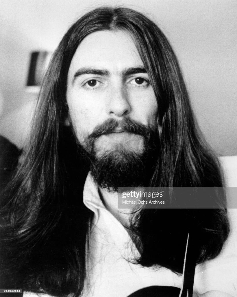 George Harrison Publicity Photo : News Photo