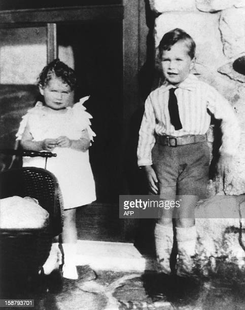 George Herbert Walker Bush is pictured with his sister Mercy in 1929 Born 12 June 1924 in Milton Massachussetts George Bush Yale graduated with a...