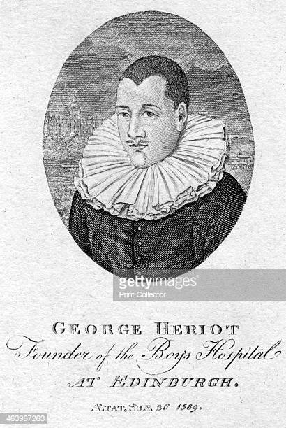 George Heriot Scottish goldsmith and philanthropist 1791 Heriot was the founder of both the Boys' Hospital in Edinburgh and George Heriot's School a...