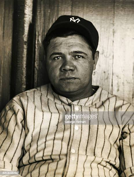 Why was babe ruth called the great bambino-1227