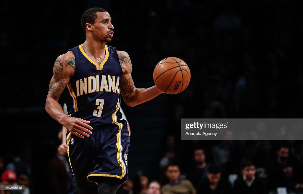 Indiana Pacers v Brooklyn Nets : News Photo