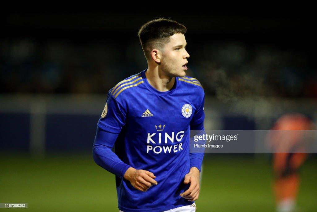Leicester City U23 v Everton U23 - Premier League 2 : News Photo