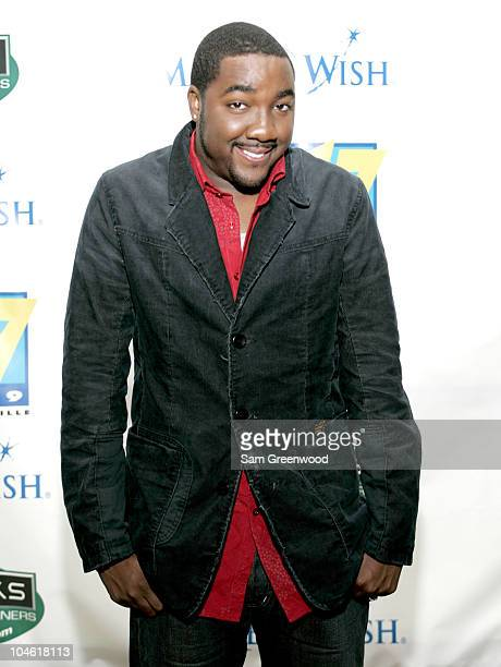 George Huff during An Evening With the Stars to Benefit Make-A-Wish - Red Carpet - October 2, 2005 in Jacksonville, Florida, United States.