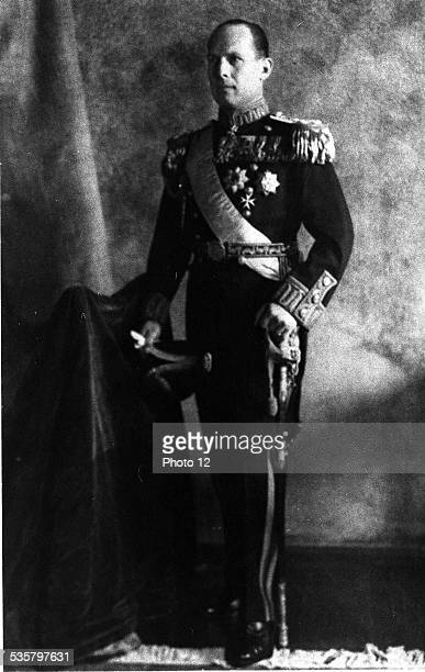 George II, , Eldest son of Constantine I and Queen Sophia, King of Greece from 1922 to 1924 and 1935 to 1947.