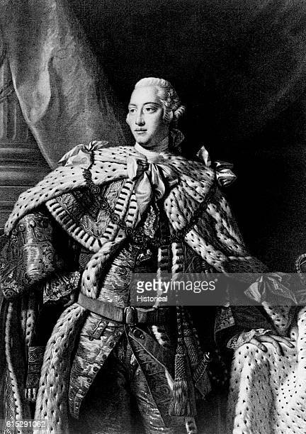 George III in full George William Frederick was King of England from 1760 to 1820 He was the first of the House of Hanover to be born in England His...