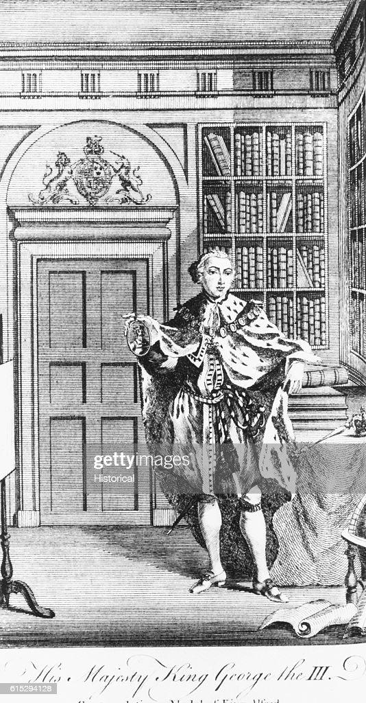 His Majesty King George III : News Photo