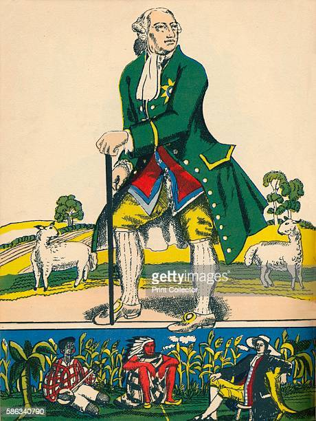 George III King of Great Britain and Ireland from 1760 The third Hanoverian king George III ruled Britain from 1760 until his son became Regent in...