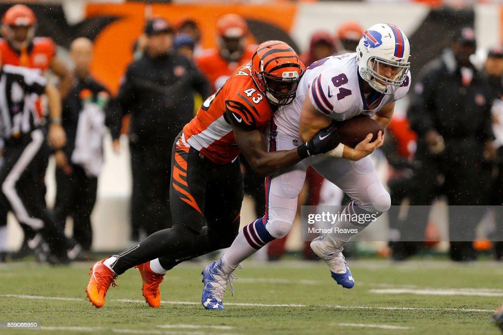 Buffalo Bills v Cincinnati Bengals : News Photo
