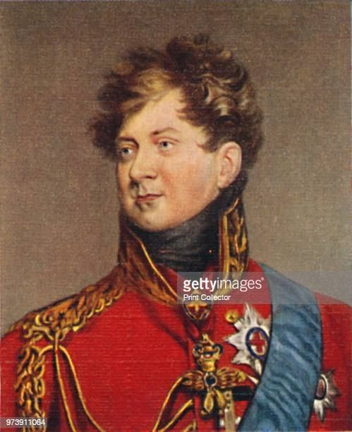'George IV' 1935 George IV King of the United Kingdom of Great Britain and Ireland George Augustus Frederick ruled as Prince Regent from 1811 until...