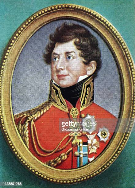 George IV George Augustus Frederick 12 August 1762 Ð 26 June 1830 was King of the United Kingdom of Great Britain and Ireland and King of Hanover...