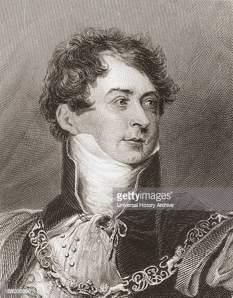 George Iv George Augustus Frederick 1762 – 1830 King Of The United Kingdom Of Great Britain And Ireland From The History Of England Published 1859