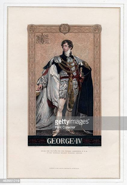 George IV King of Great Britain and Ireland George IV succeeded his father George III as king in 1820 having previously ruled as Prince Regent from...