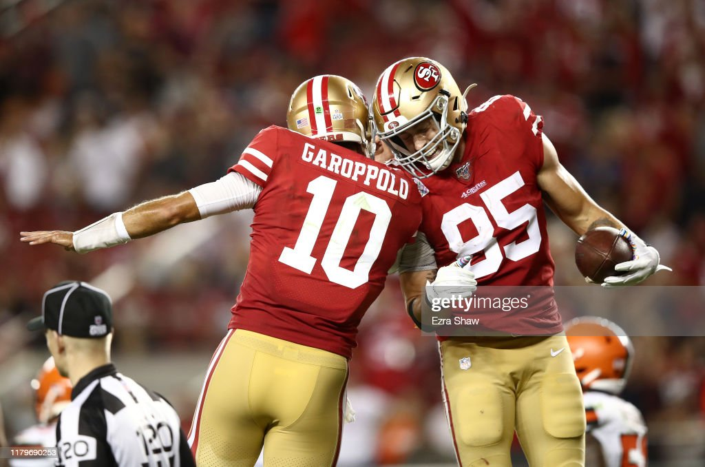 Cleveland Browns v San Francisco 49ers : News Photo