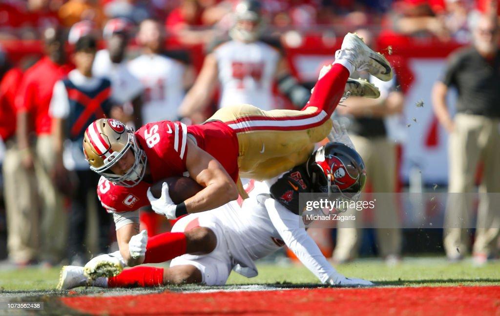 San Francisco 49ers v Tampa Bay Buccaneers : News Photo