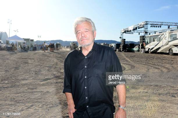 George Knapp attends Storm Area 51 They Can't Stop All Of Us Event on September 20 2019 in Hiko Nevada