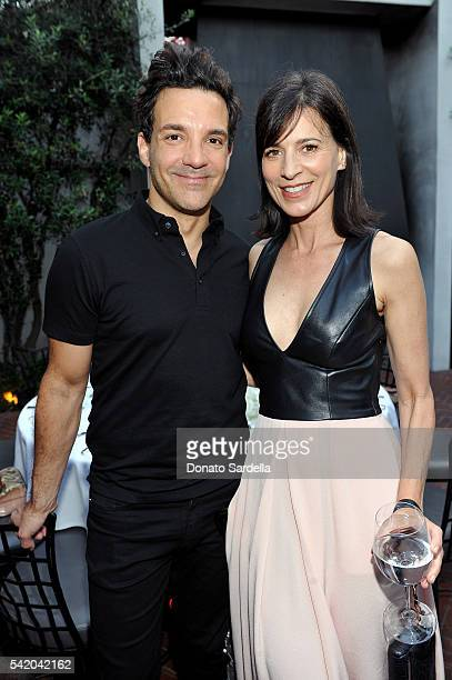 George Kotsiopoulos and Perrey Reeves attend as Susan Casden and Friends of The Costume Institute The Metropolitan Museum of Art host a dinner in...